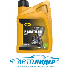 Моторное масло KROON OIL PRESTEZA MSP 5W-30 1л