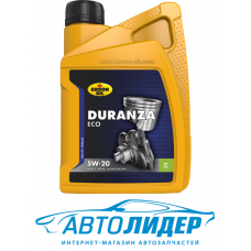 Моторное масло KROON OIL DURANZA ECO 5W-20 1л