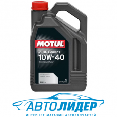 Моторное масло Motul 2100 POWER+ SAE 10W-40 4л
