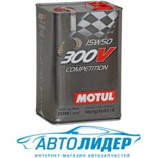 Моторное масло Motul 300V COMPETITION SAE 15W-50 5л