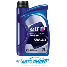 Моторное масло Elf Evolution 900 SXR 5W-40 (1л)
