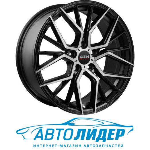 Диск Disla Crystal Black Diamond (PCD 5x112, 8.0x18, ET 25 мм, DIA 66.6)