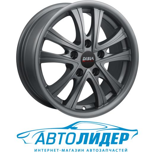 Диск Disla Evolution Gun Metal (PCD 5x112, 6.5x15, ET 35 мм, DIA 66.6)