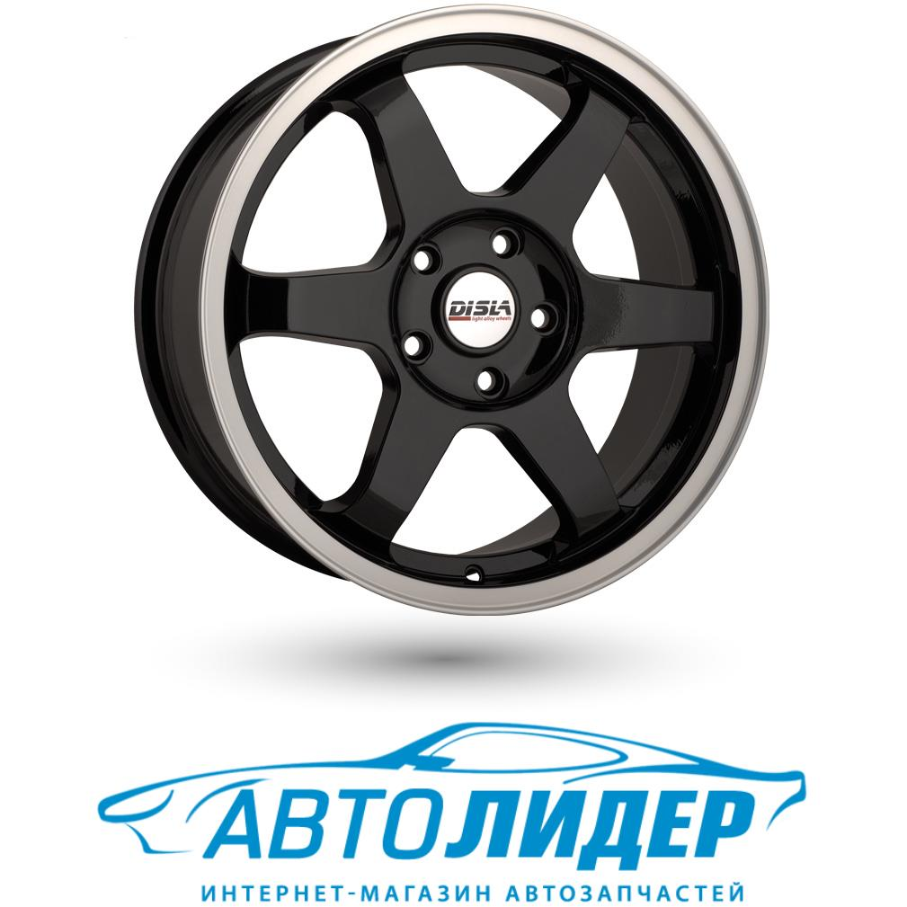 Диск Disla JDM Black Diamond (PCD 5x112, 8.0x18, ET 40 мм, DIA 72.6)