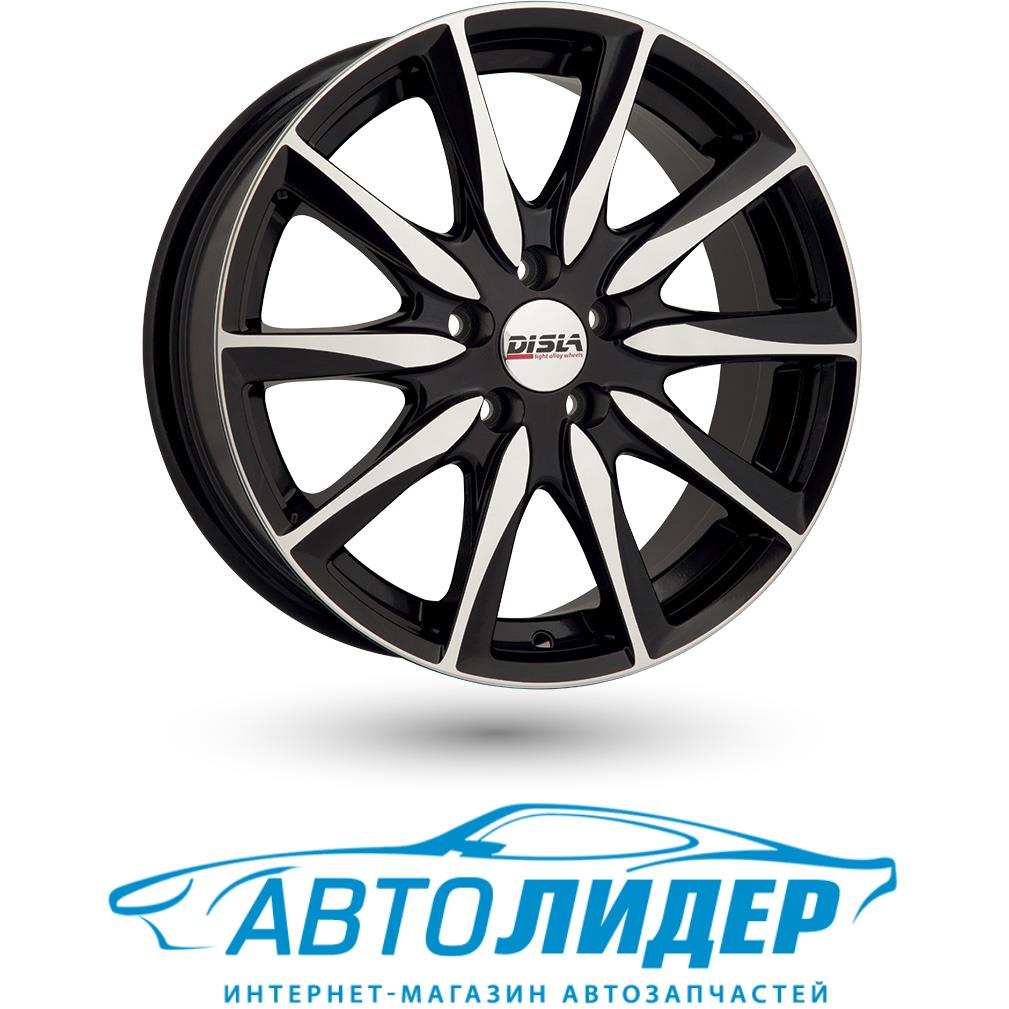 Диск Disla Raptor Black Diamond (PCD 5x114.3, 7.5x17, ET 42 мм, DIA 67.1)