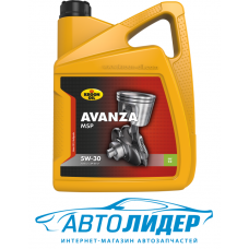 Моторное масло KROON OIL AVANZA MSP 5W-30 5л