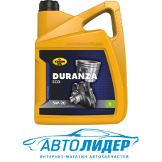 Моторное масло KROON OIL DURANZA ECO 5W-20 5л