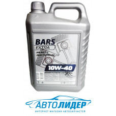 Моторное масло Bars Extra 10W-40 (4л)