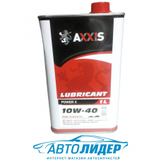 Моторное масло AXXIS Power X 10W-40 (1л)