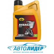 Моторное масло KROON OIL AVANZA MSP 5W-30 1л
