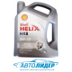 Моторное масло Shell Helix HX8 ECT 5W-30 (5л)