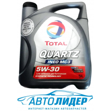 Моторное масло Total Quartz IMEO MC3 5W-30 (5л)